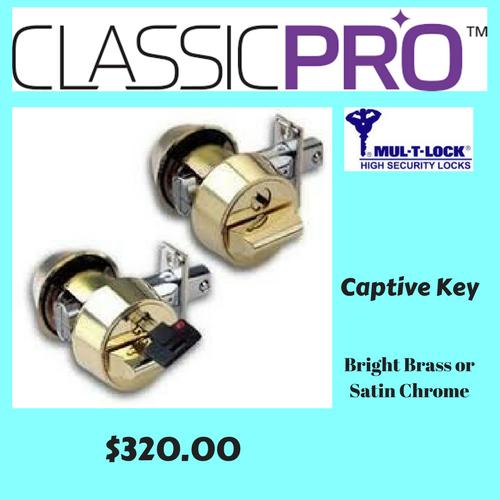 MTL Classic Pro Captive Key