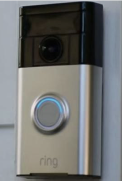 Ring Video Doorbell – Never Miss a Visitor