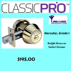 Mul-T-Lock ClassicPRO Hercular